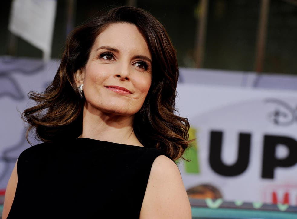 Tina Fey, whose long list of credits includes SNL, 30 Rock and the latest Muppets movie, is favourite to take over as host of the Daily Show