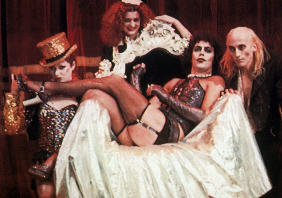 Sweet transvestite rocky hooro original clip
