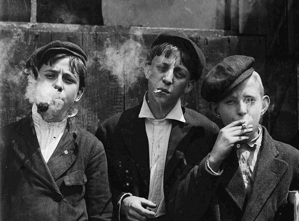 Children of a bygone era