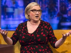 Sarah Millican hits back at Twitter trolls who called her 'fat and ugly'