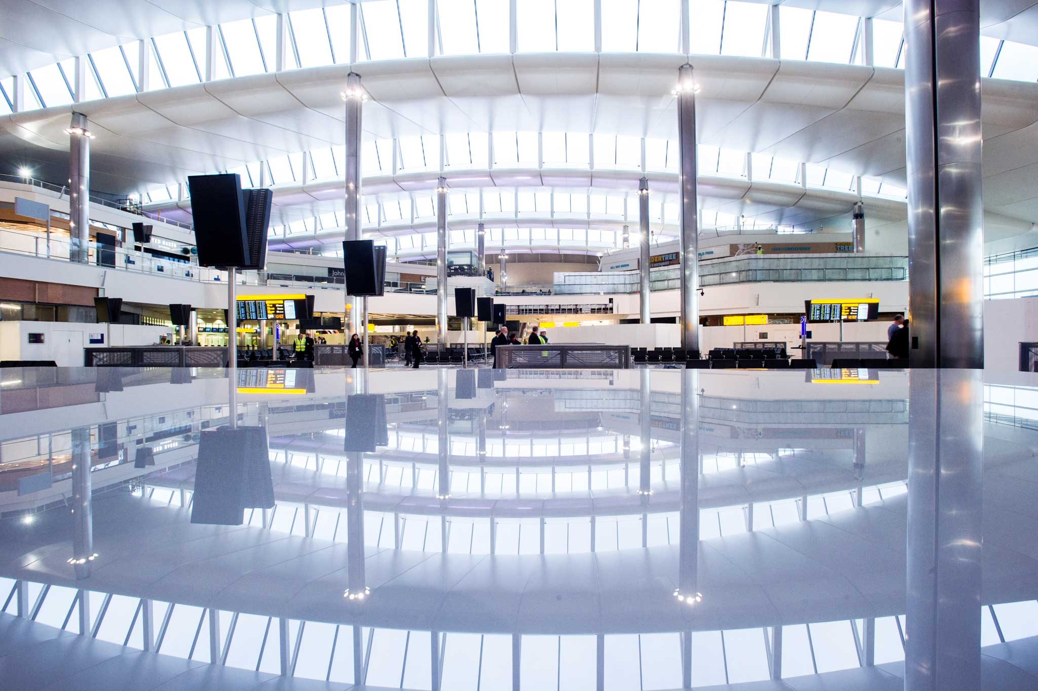 Heathrow Takes Off Can A New Terminal 2 Make Britains Biggest