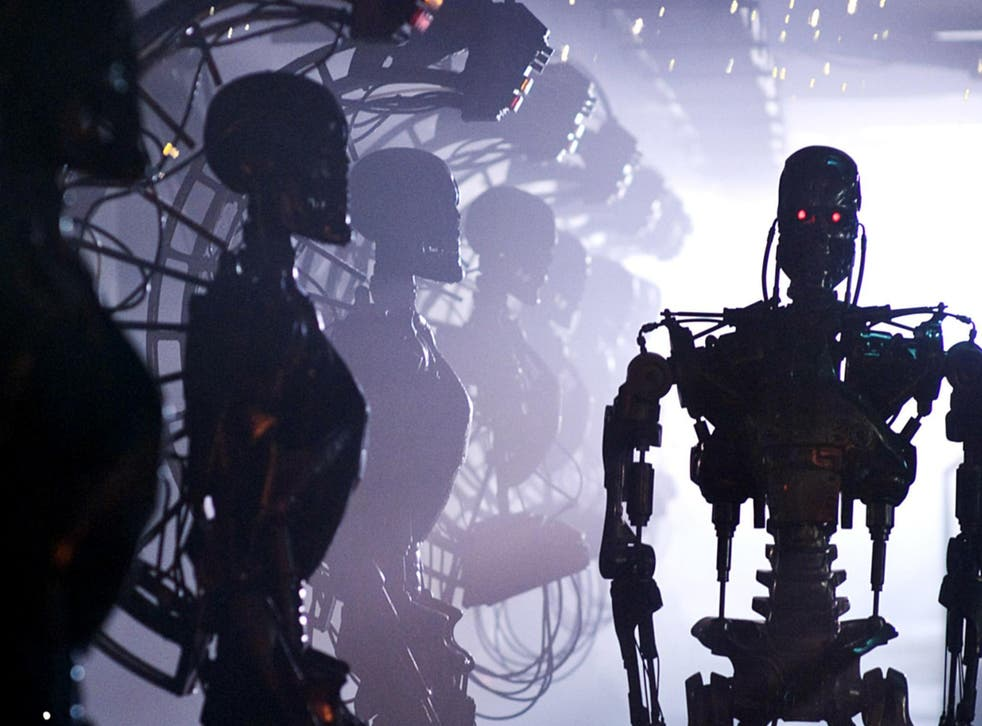"""A letter from technology leaders warned killer robots would lead to wars """"at a scale greater than ever"""""""