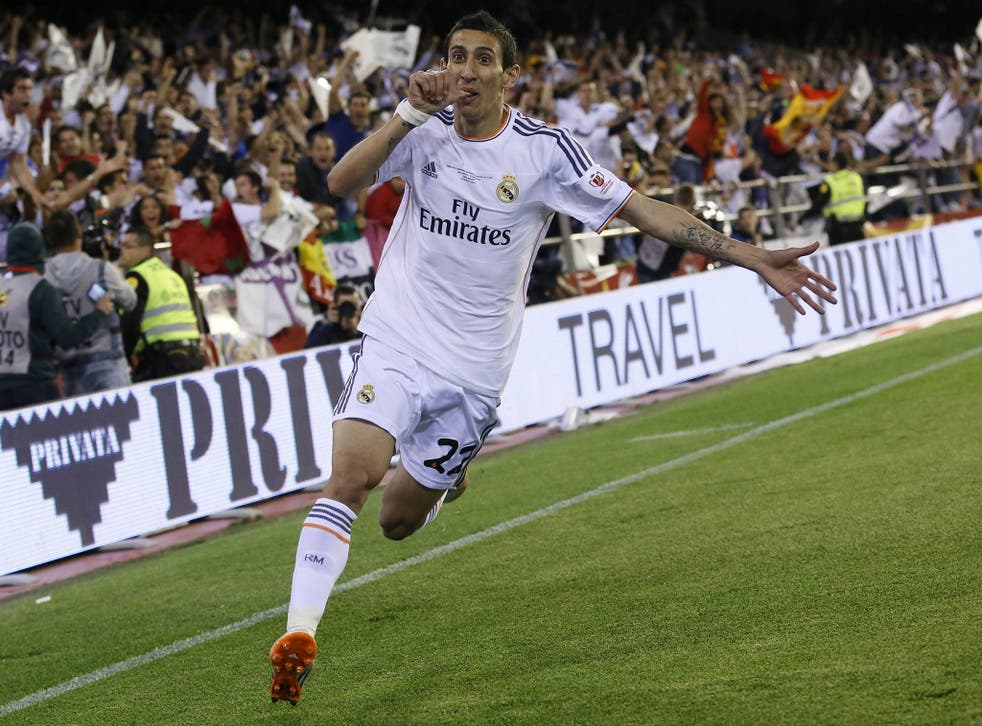Angel Di Maria could snub a move to Arsenal in favour of a switch to PSG