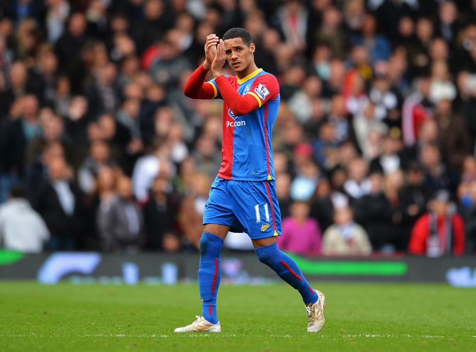 Tom Ince spent time on loan at Crystal Palace last season