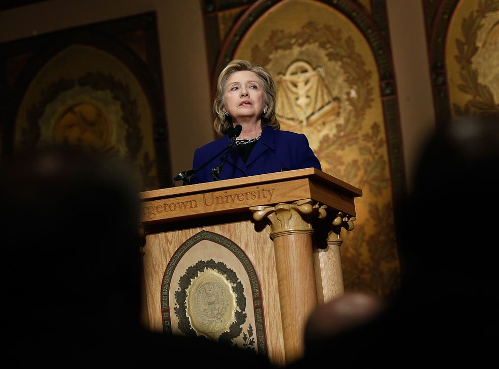 Hillary Clinton has yet to declare her 2016 candidacy
