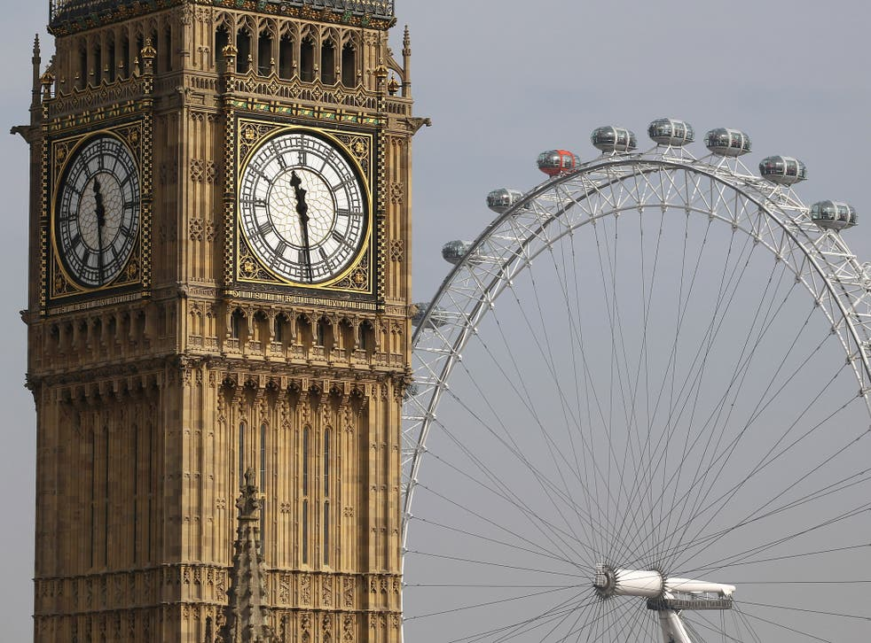 Big Ben and the London Eye are among the capital's most popular selfie backdrops