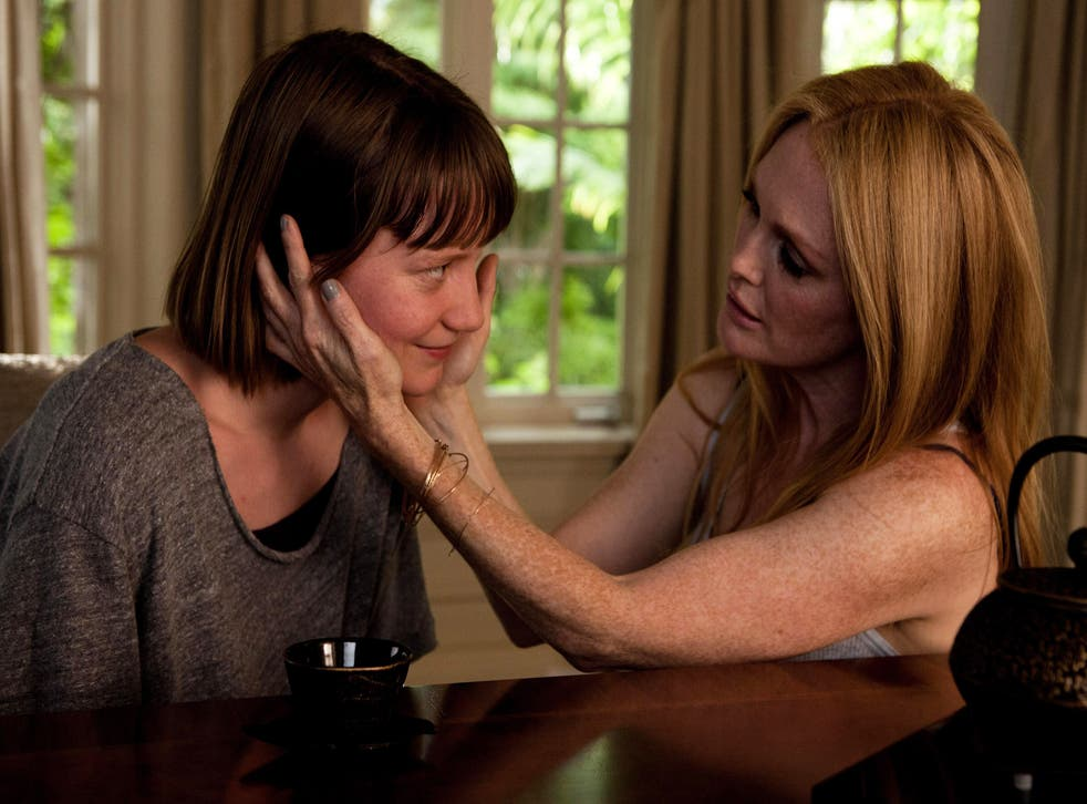 Mia Wasikowska in a scene from 'Maps to the Stars'
