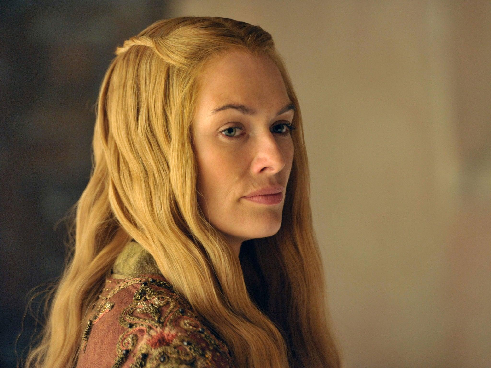 Game Of Thrones Season Four Lena Headey Sparks Calls Of Spoiler