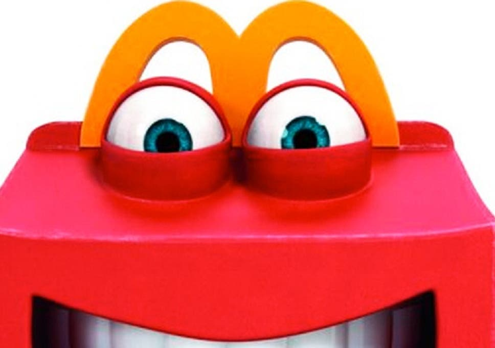 mcdonalds introduces mildly terrifying happy meal mascot to try and