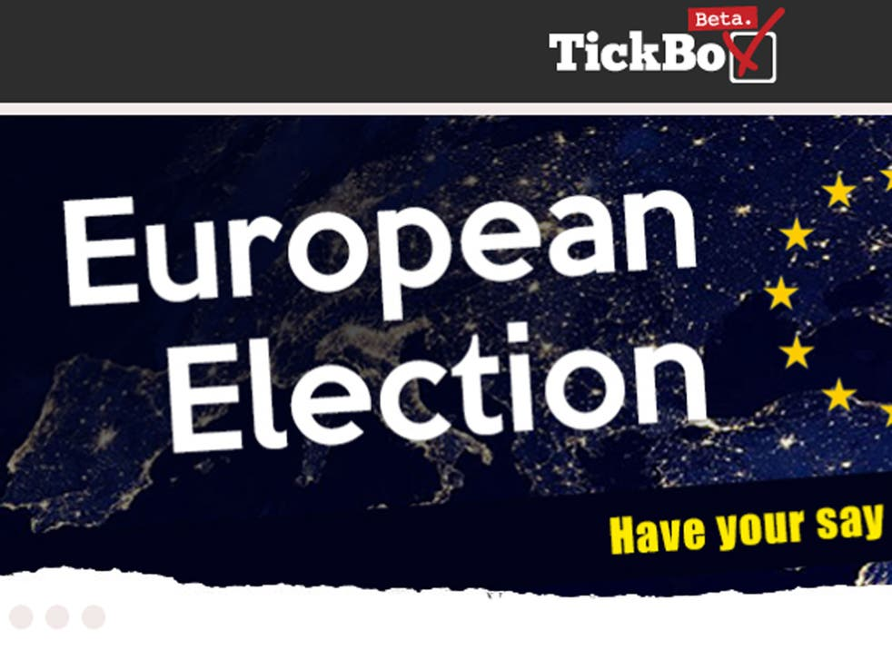 The team behind TickBox say they want to make it as easy as possible for young people to vote