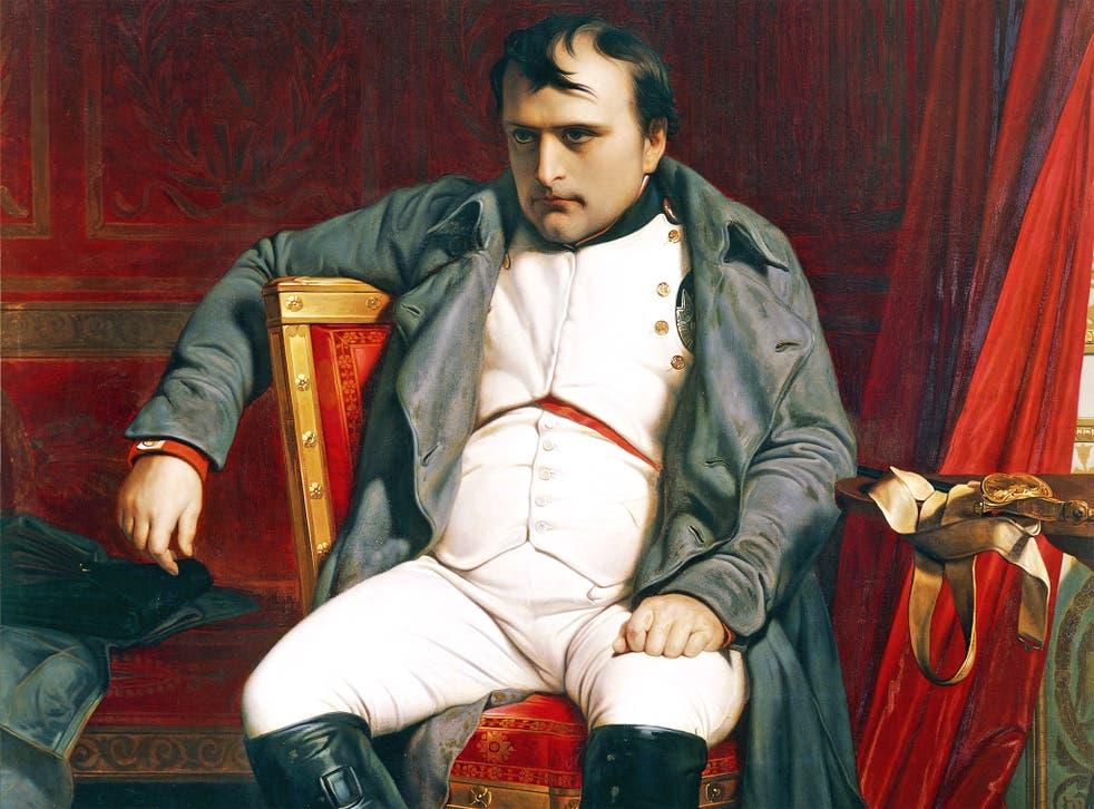 Diminutive dictator: Paul Delaroche's 1814 portrait of Napoleon at Fontainebleau