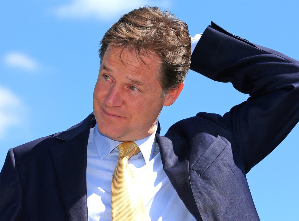 41 per cent of Lib Dem activists are dissatisfied with Nick Clegg's performance as party leader