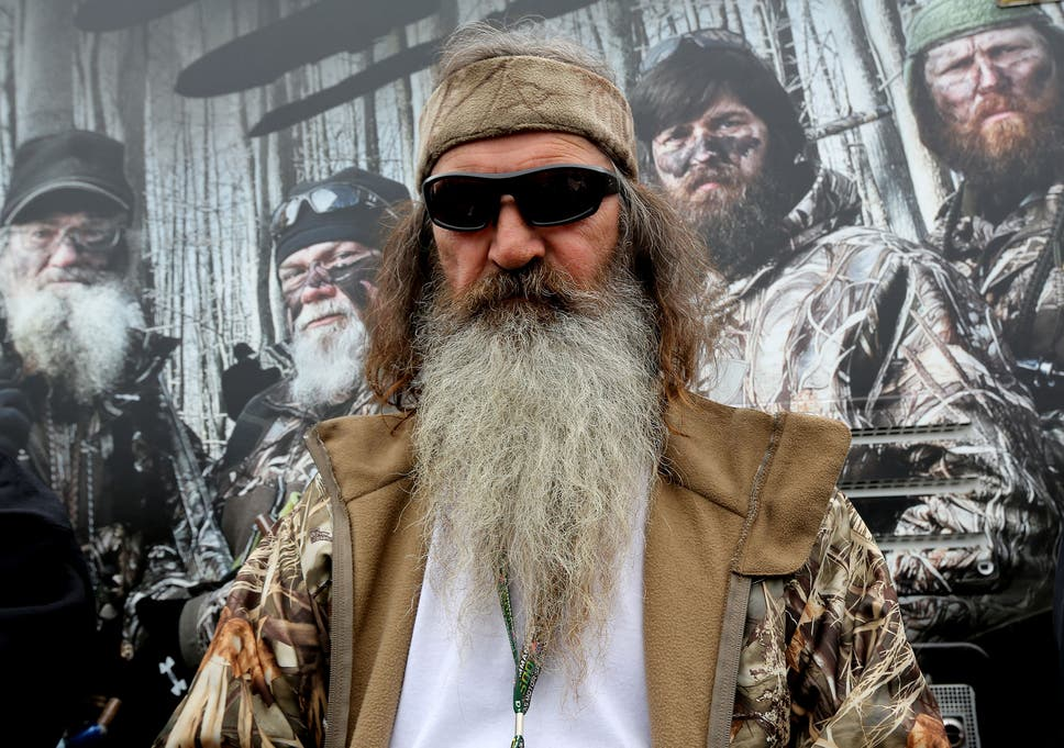 Phil homosexuality duck dynasty