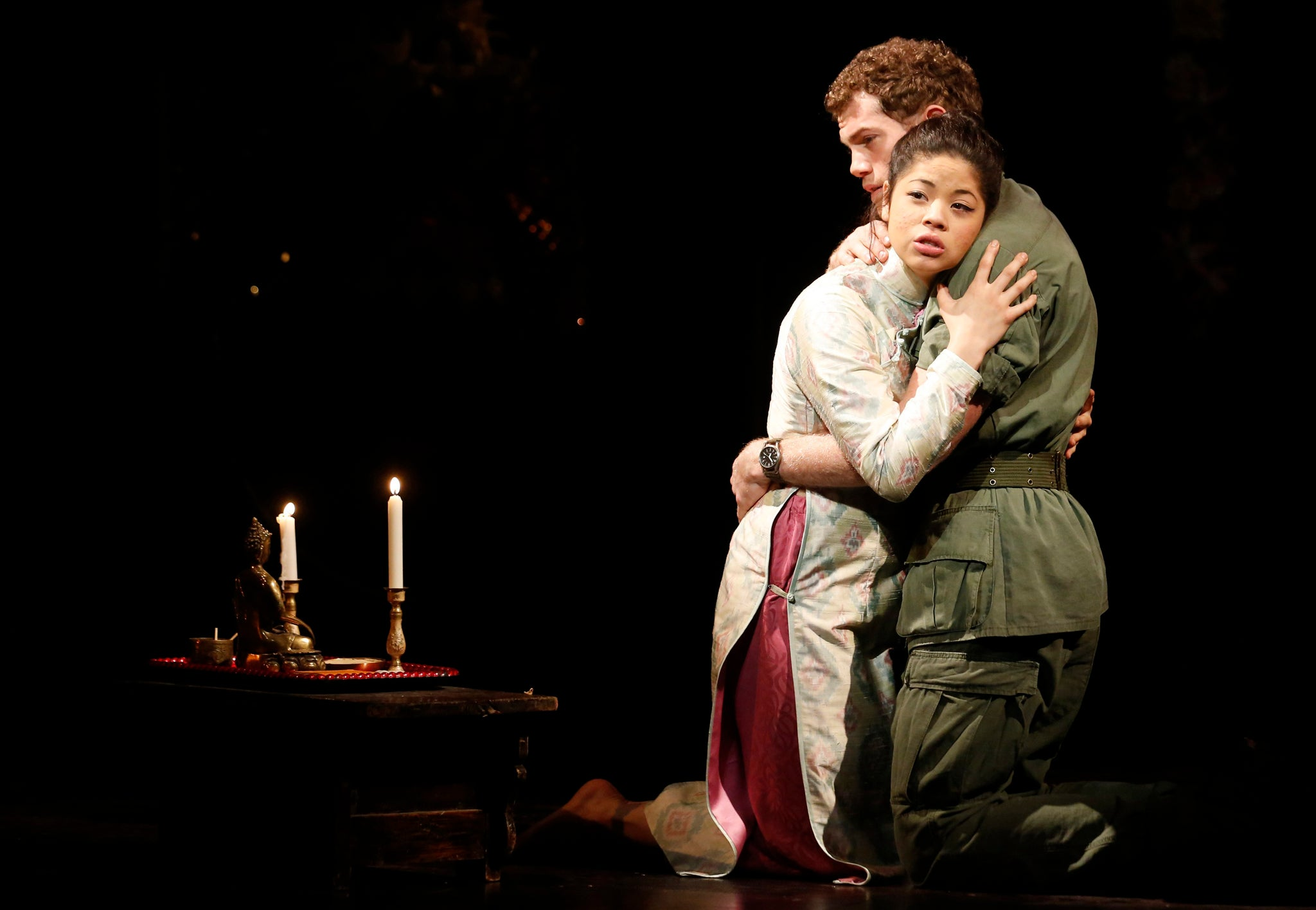Miss Saigon review: 'Tremendously slick but emotionally flat'