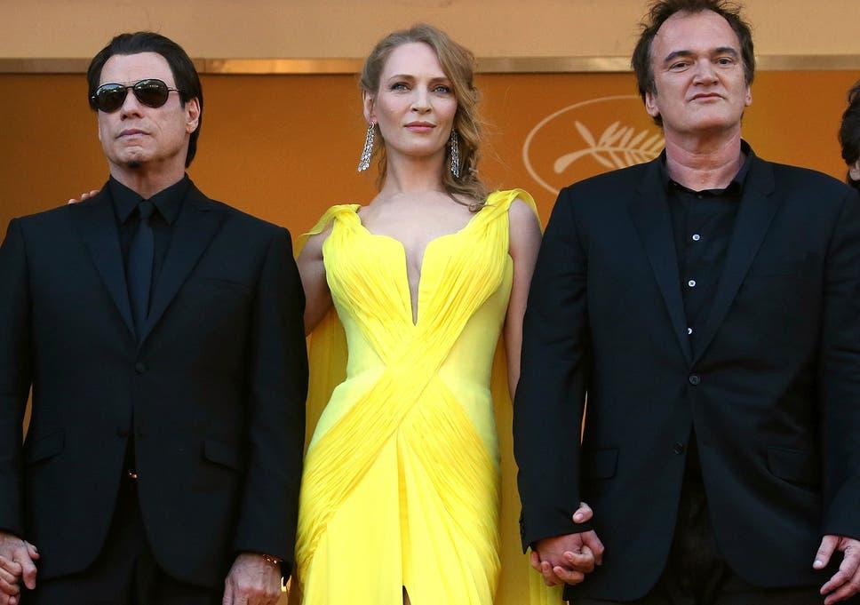 Cannes 2014: Quentin Tarantino declares 'cinema is dead