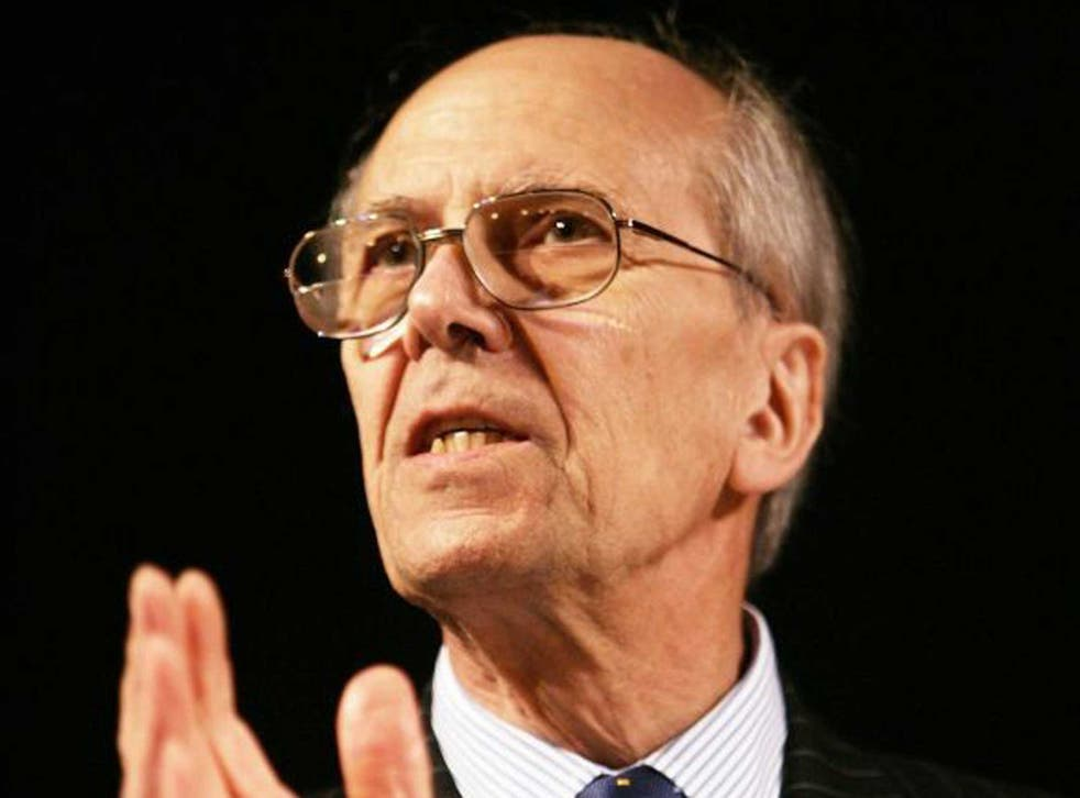 Lord Tebbit has come under fire for her comments during a Lord's debate on the Brexit Bill