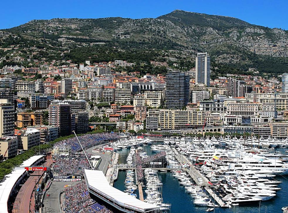 Monaco during grand prix weekend gives a whole new perspective on ostentation