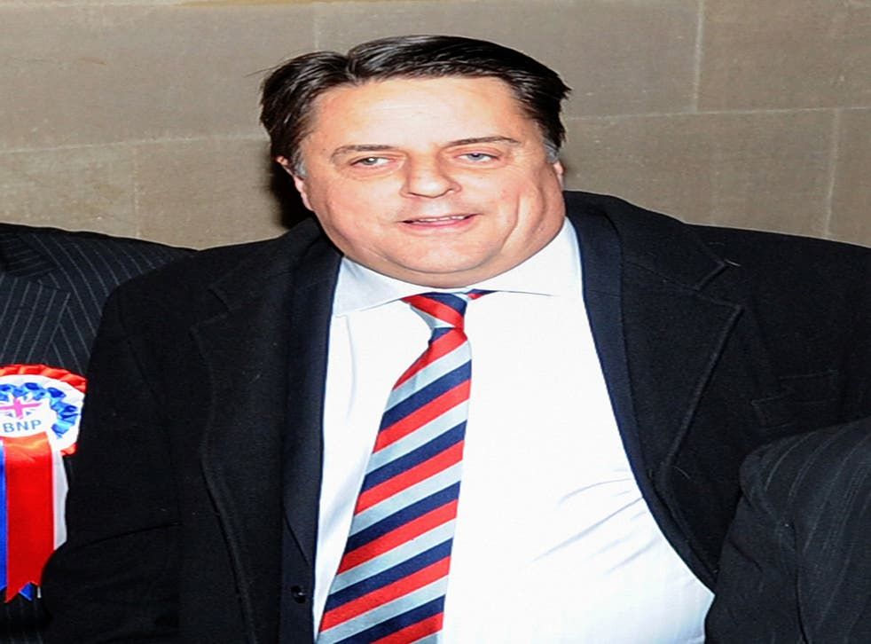 British National Party leader Nick Griffin has been ousted as an MEP