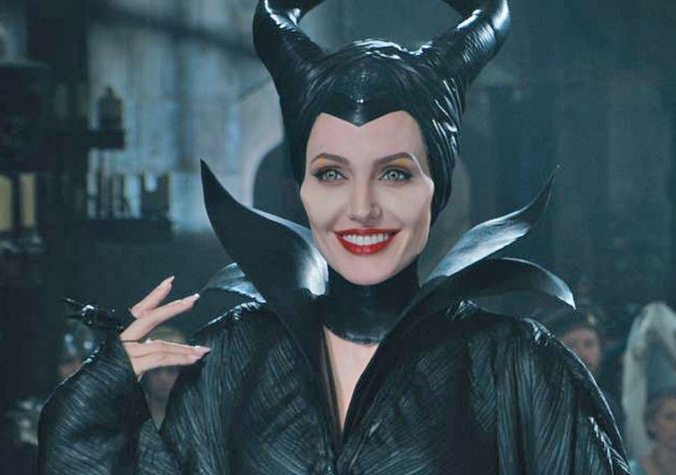 Angelina Jolie Brings Your Childhood Nightmare To Life With
