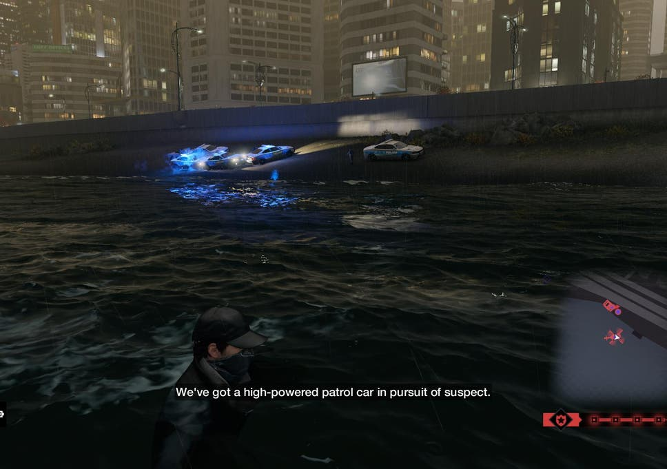 Watch Dogs gamer spots facepalmingly obvious glitch with police