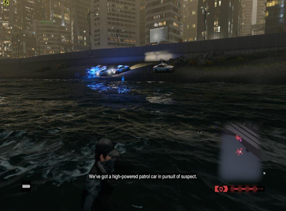 Sea, the police's eternal nemesis