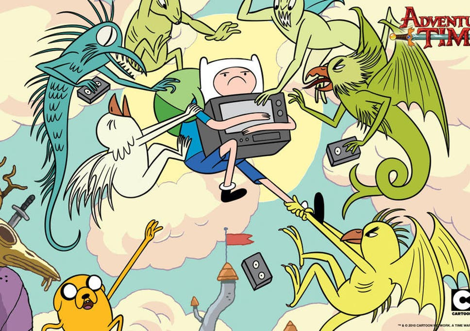 Who is finn dating in adventure time