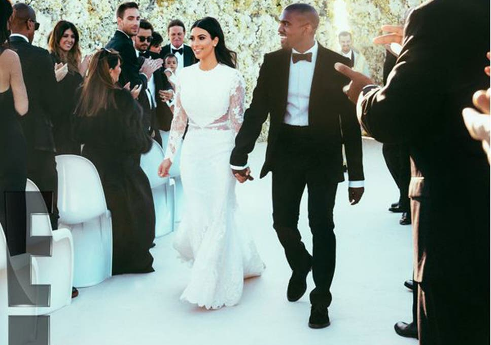 e823e2000 This is as normal as Kim Kardashian and Kanye West s wedding got ...