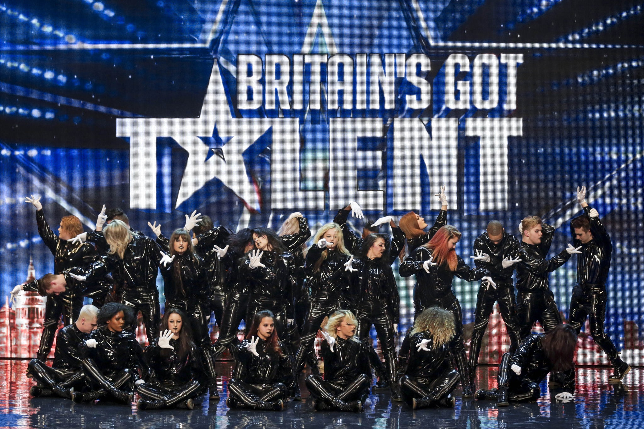 Britain S Got Talent 2014 James Smith And The Addict Initiative Through To Final The Independent The Independent