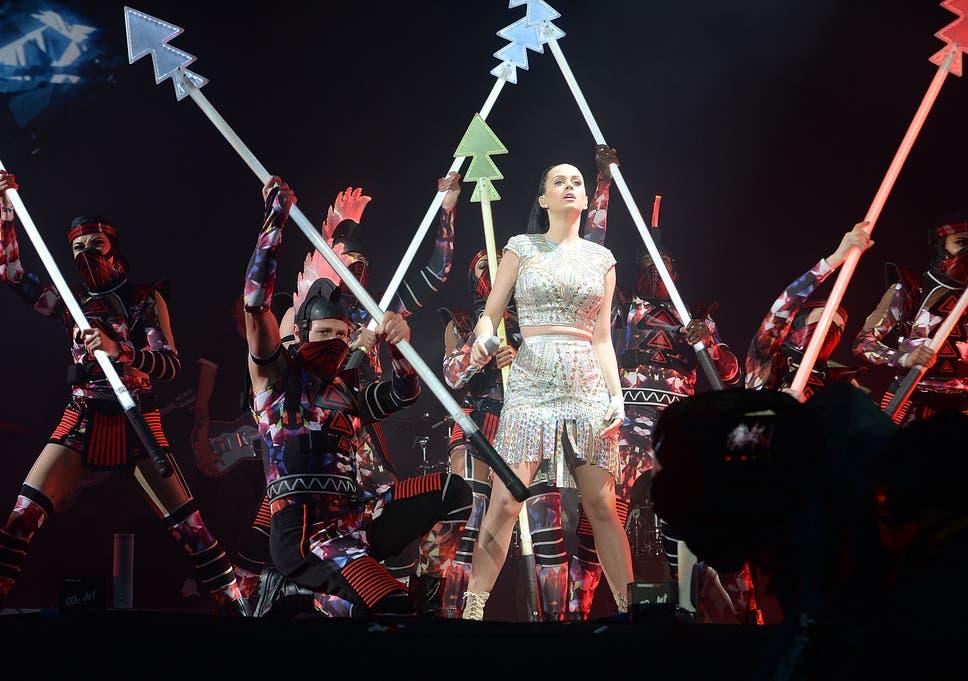 Katy Perry's Prismatic World Tour, The O2, review: Pop princess