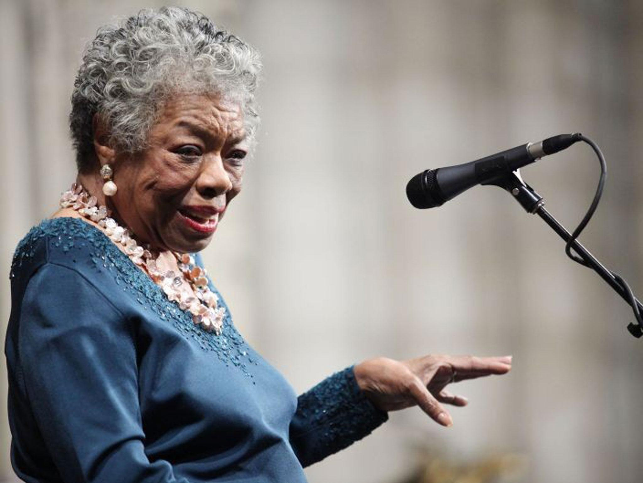 the life and literary career of maya angelou
