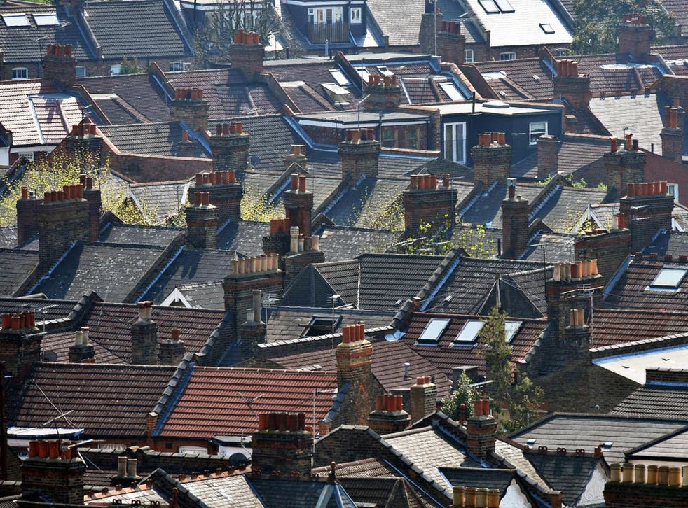There are more than a million homes lying empty in England and Wales, according to a new study by the Office for National Statistics