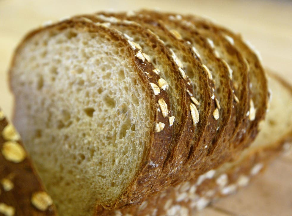A recommendation would be to switch to wholegrain bread, especially for those who eat a lot of bread