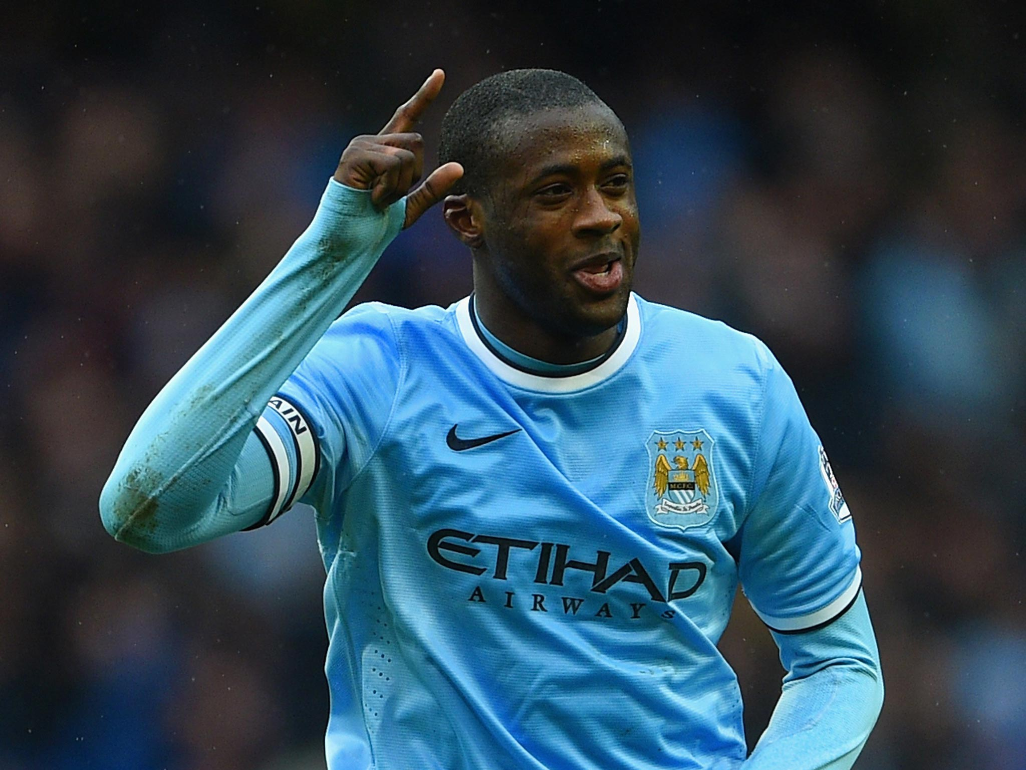 Yaya Toure will NOT be offered a new contract to stay at