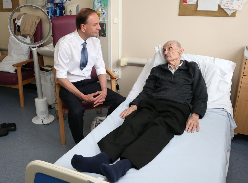 The new chief executive of the NHS, Simon Stevens has hit out at over-centralisation within the health service