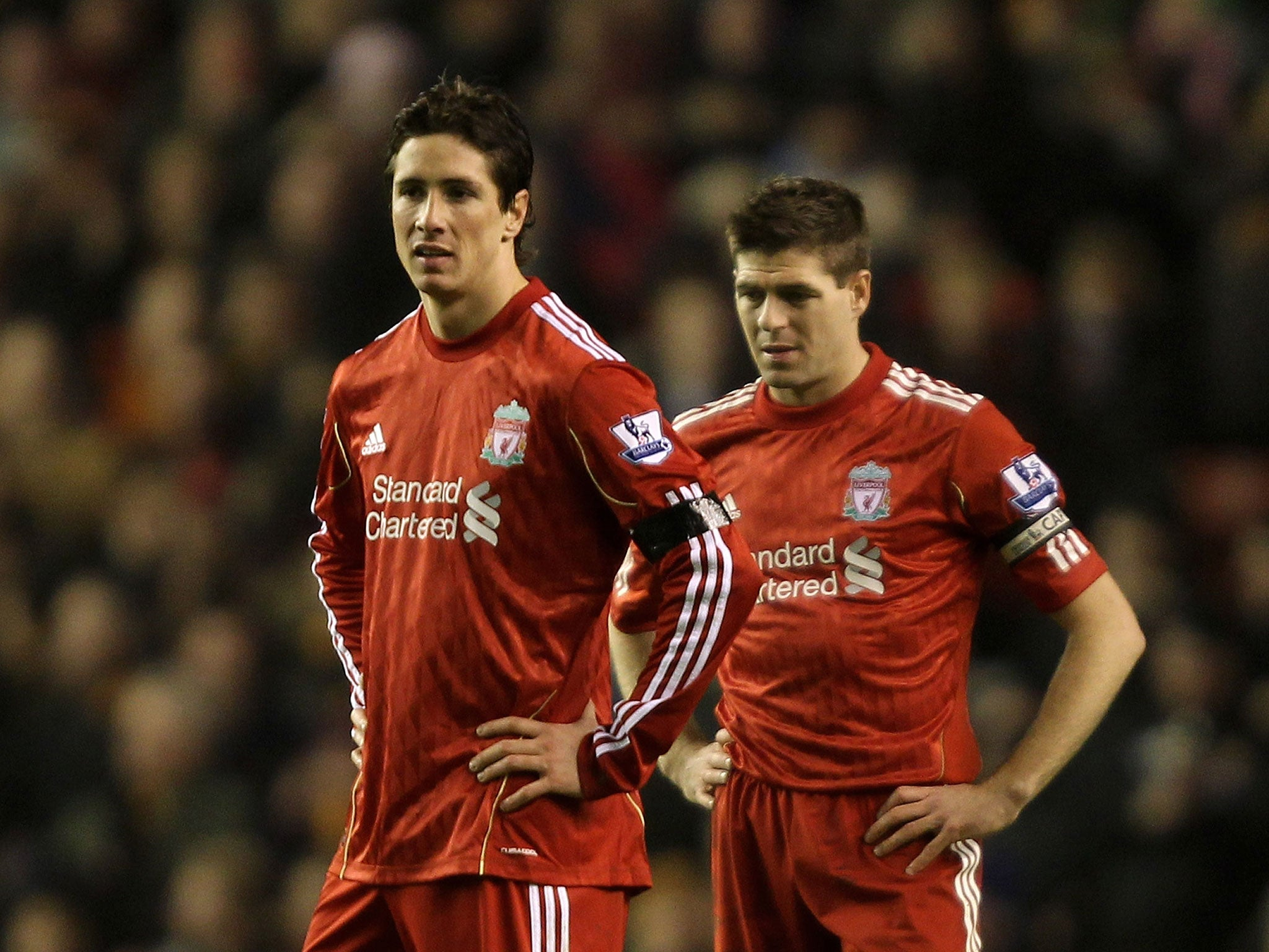 Image result for gerrard and torres
