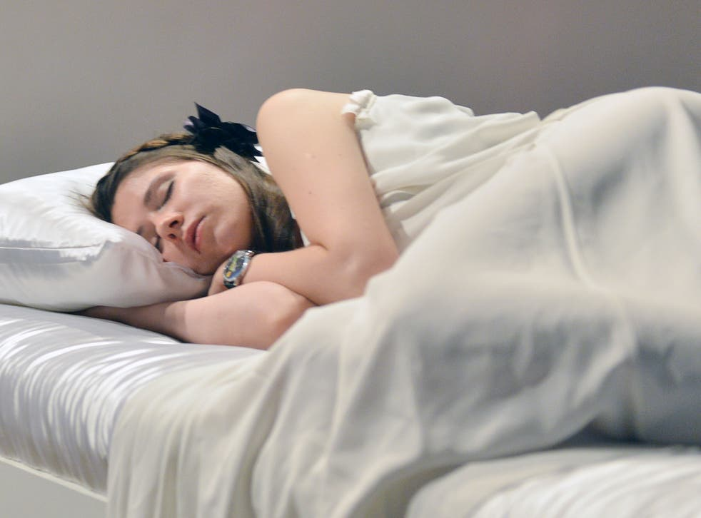 Women who sleep in rooms with too much light are more likely to be overweight, a new study has suggested.