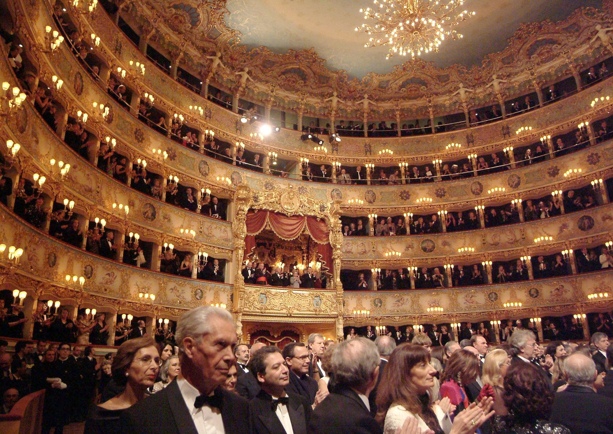 Social Network for Opera Lovers