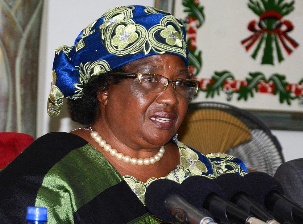 Joyce Banda, the incumbent, is calling for a recount in the presidential election