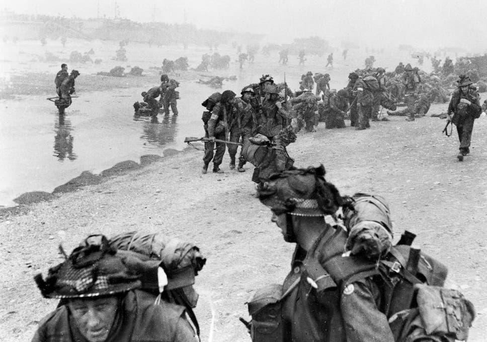 D-Day veterans  The last voices of the longest day  1e8fc07d7