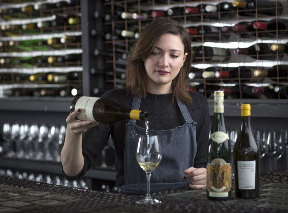 At 25, wine-lover Paisley Tara Kennett is already the general manager of Sager + Wilde wine bar in London