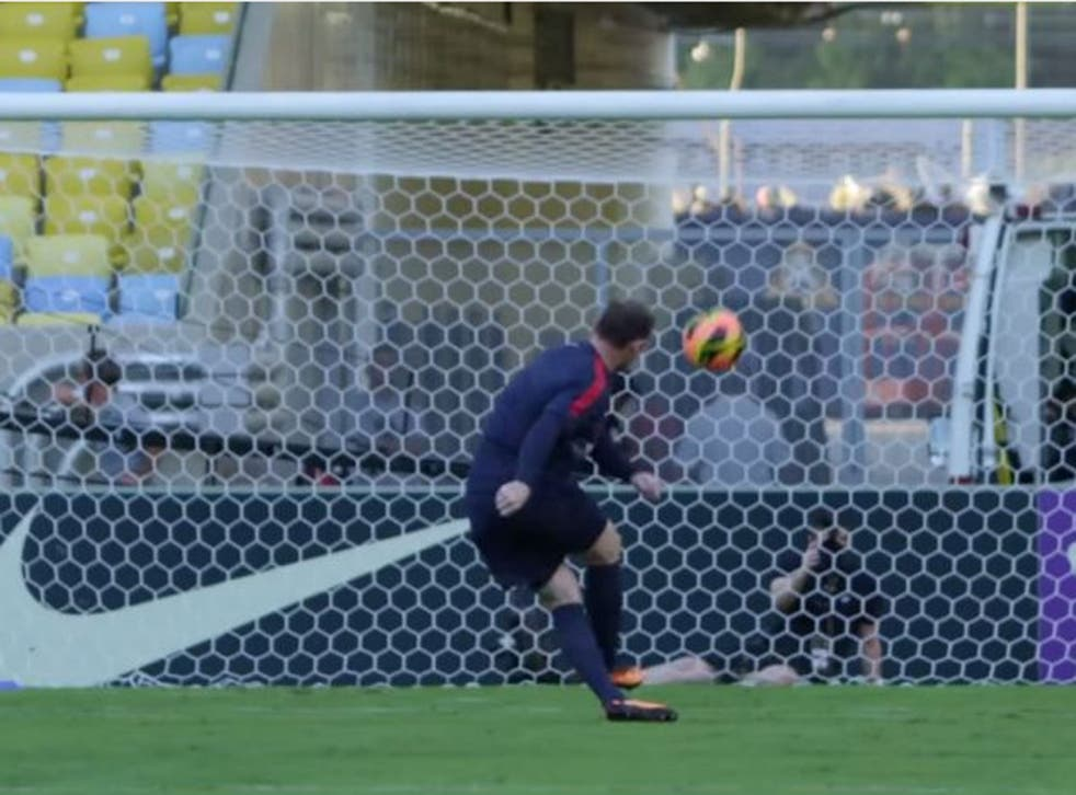 Nike has made a series of football films called 'England Matters', to coincide with the World Cup