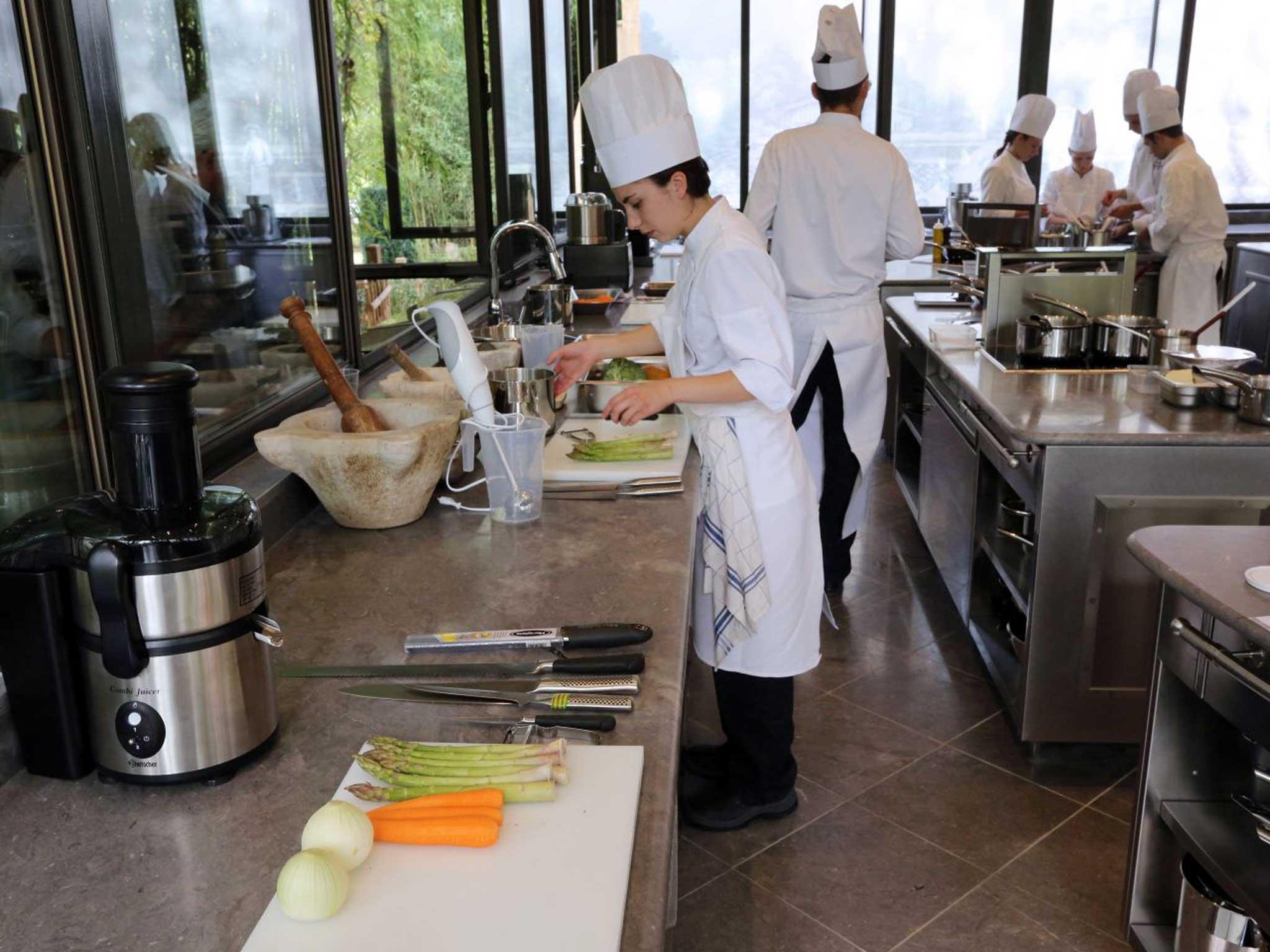 Les Prés d Eugénie A French cookery lesson with a culinary legend