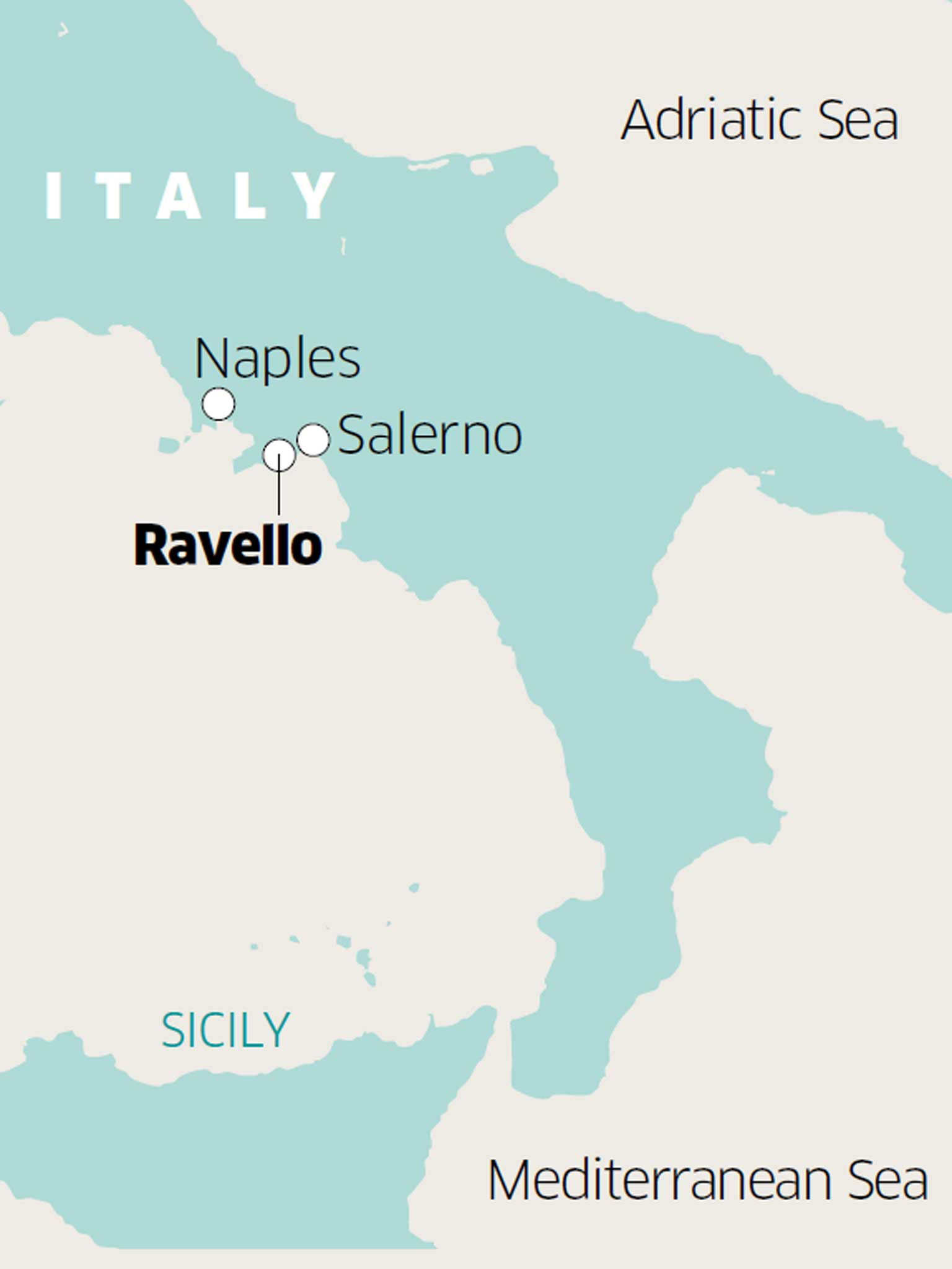 Ravished By Ravello S Sweet Setting The Independent