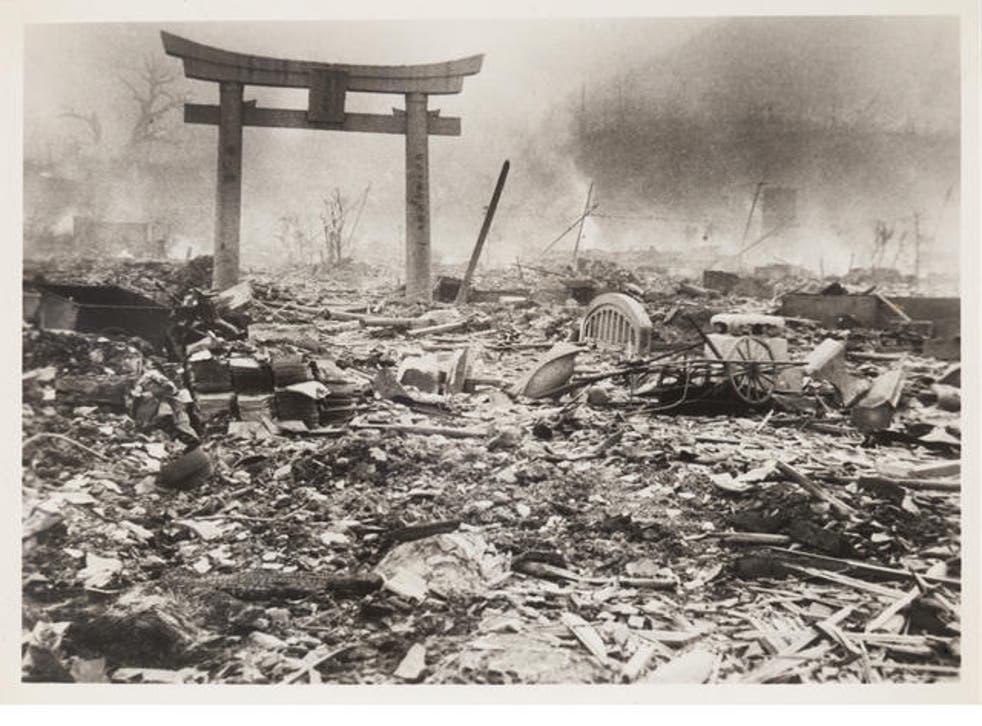 Yosuke Yamahata took 119 photographs in total