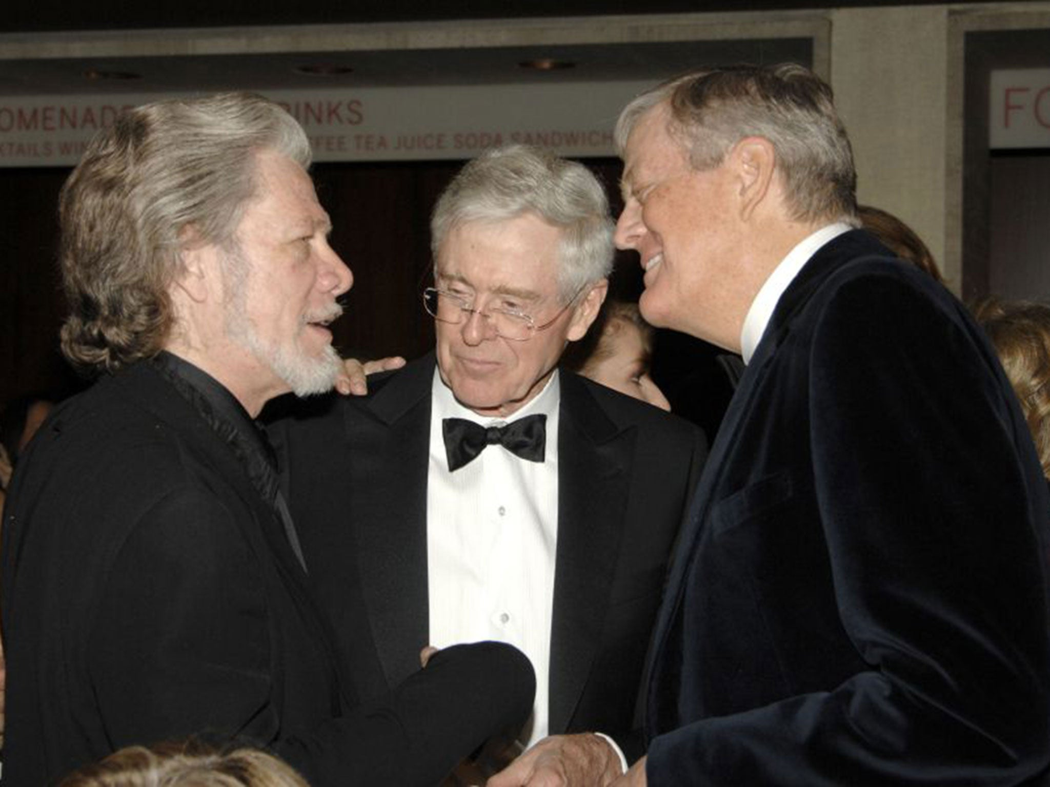 Charles and david koch the men who tried to buy america for Charles und david koch
