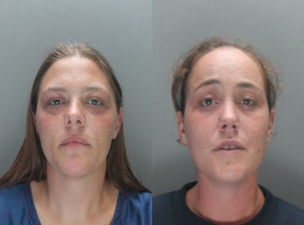 Ms Sulley and Ms Woods sentenced for dog eating neighbour alive