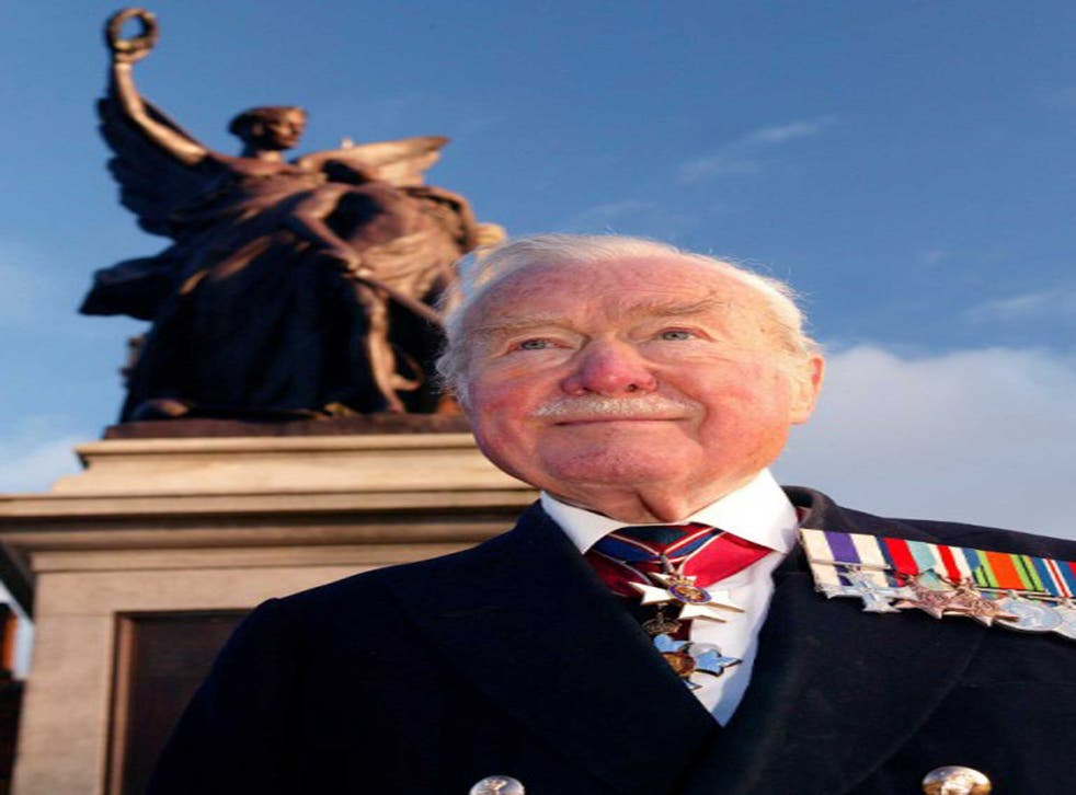 Gorman: in later life he led the Northern Ireland Housing Executive – 'the landlord of over 200,000 houses,' he said