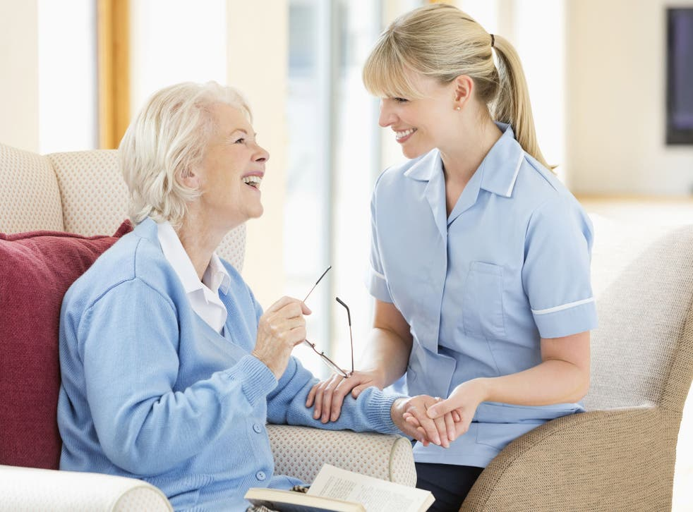 As the average life span of the population increases there will be more demand for caring services