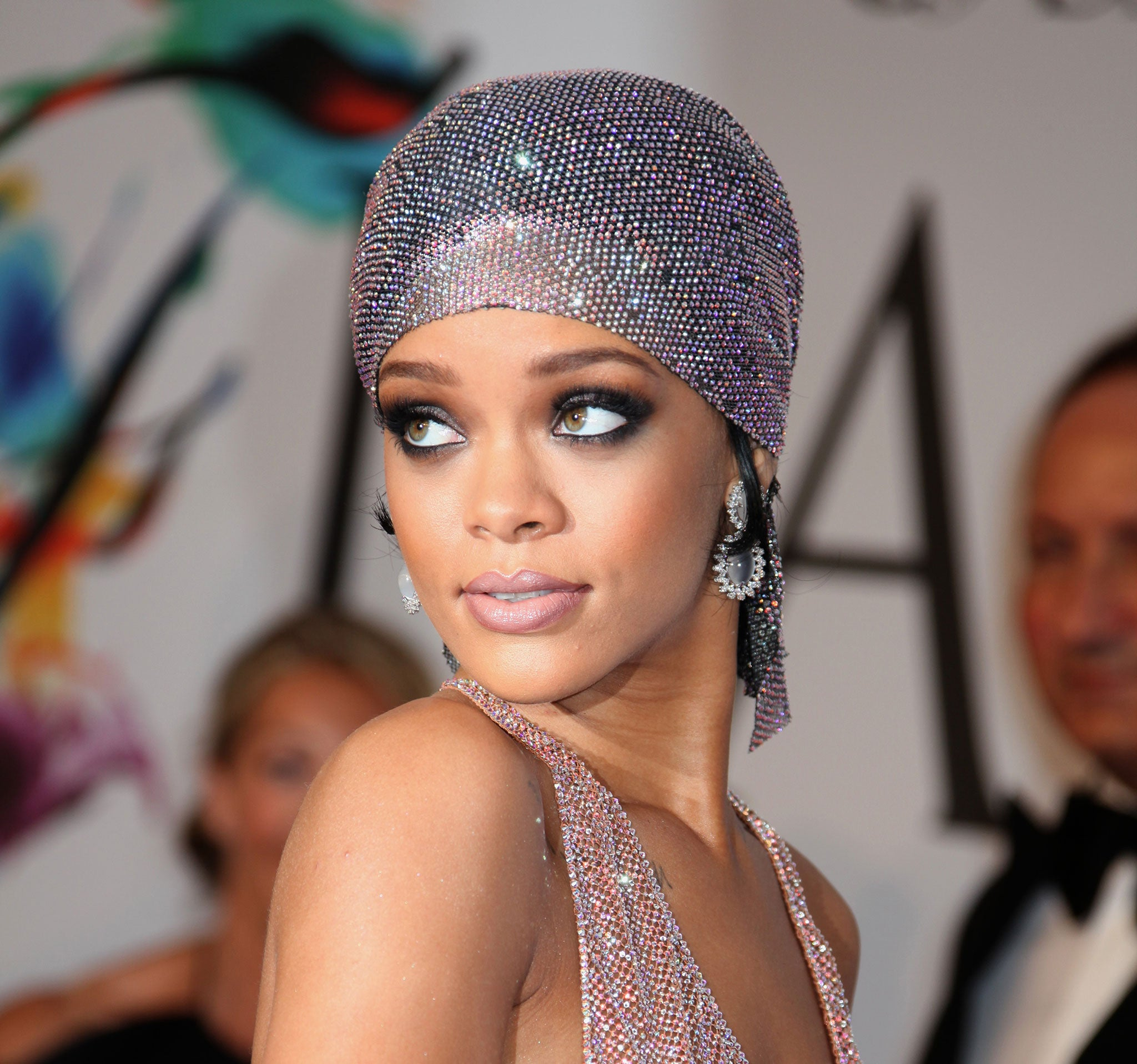 Rihannas practically naked dress: Why it might be one of