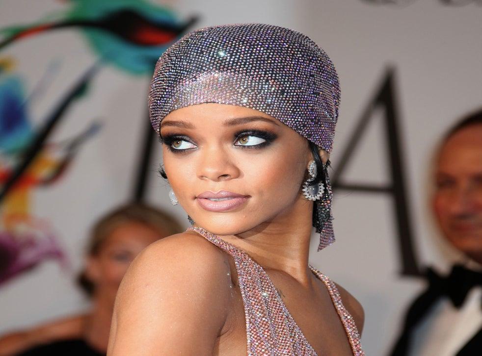 Why Rihanna Wont Wear A Naked Dress Again — PHOTOS